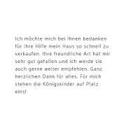 Bewertung Frau Götz